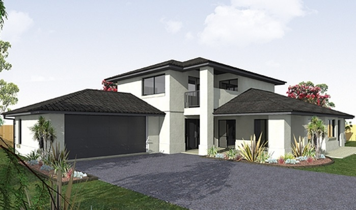 planos de casas de dos pisos de 500 metros cuadrados