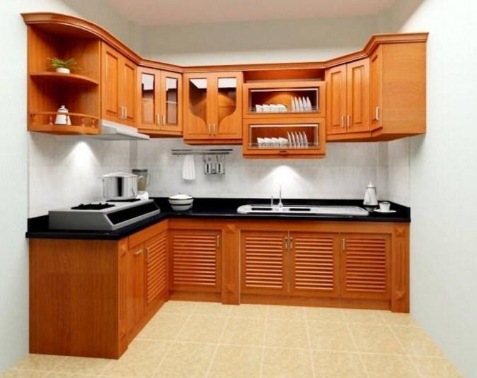 Fotos de muebles de cocina planos de casas modernas for Marmol negro para cocina