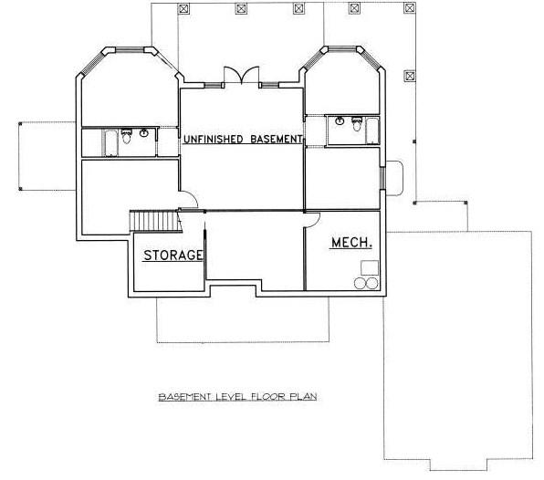 Planos de casas lujosas grandes