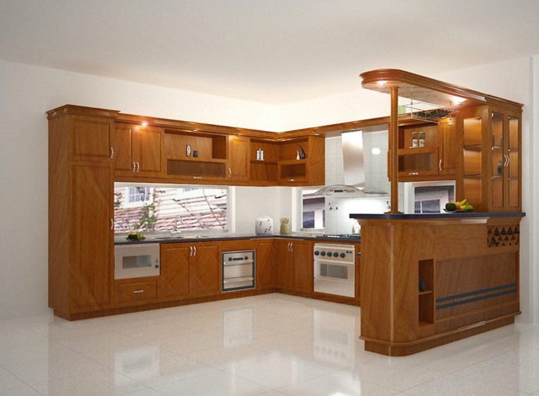 Muebles bajo mesadas planos de casas modernas for Planos cocinas modernas