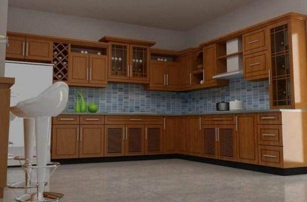 Muebles de cocina planos de casas modernas for Gabinetes de cocina modernos 2016