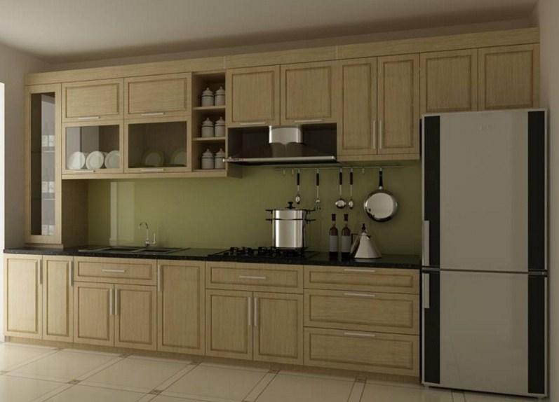 Fotos de muebles de cocina planos de casas modernas for Muebles para casas modernas