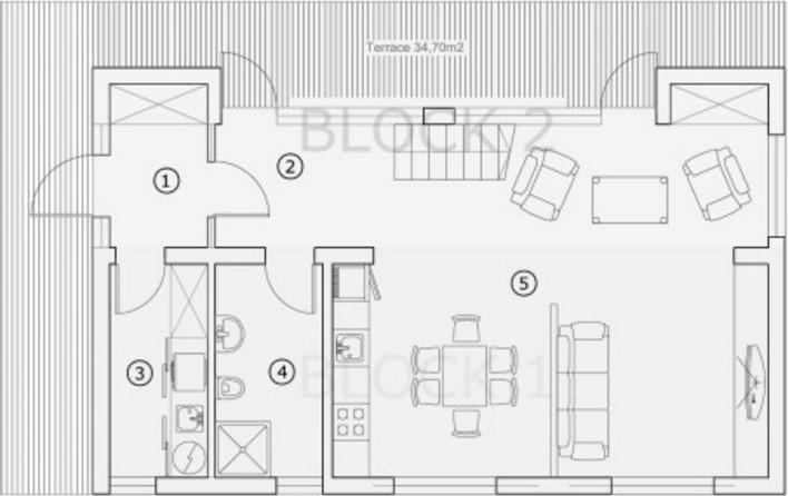 Casa revestida de madera planos de casas modernas - Ver casas de madera por dentro ...
