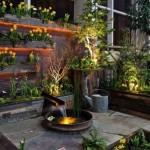 Ideas para jardines verticales caseros