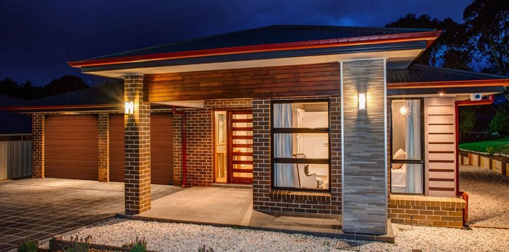 Plano de casa con techo a cuatro aguas planos de casas for Plano casa un piso