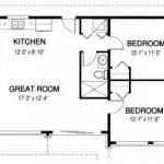 Casa pequeña con planos