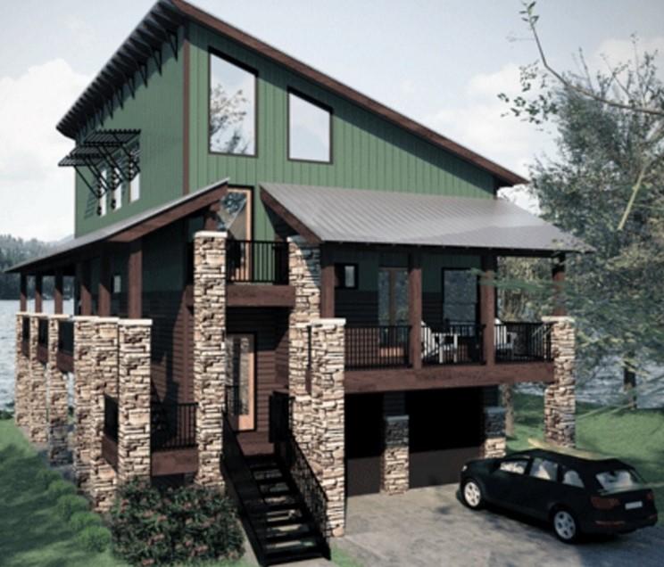 foto casa rustica de campo