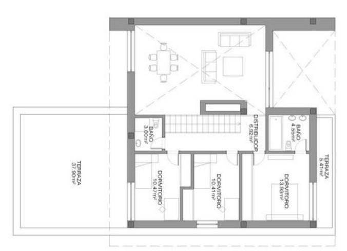 planos de casa contemporanea