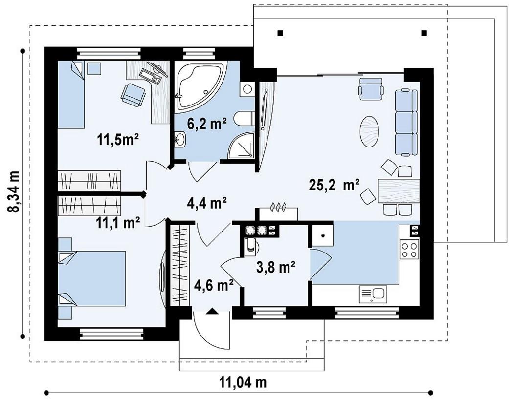 Casa clasica