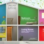 Carta de colores para fachadas de casas - Como pintar la fachada de mi casa ...