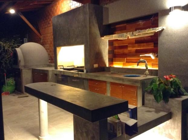 Imagenes de asadores planos de casas modernas for Parrillas para casa de playa