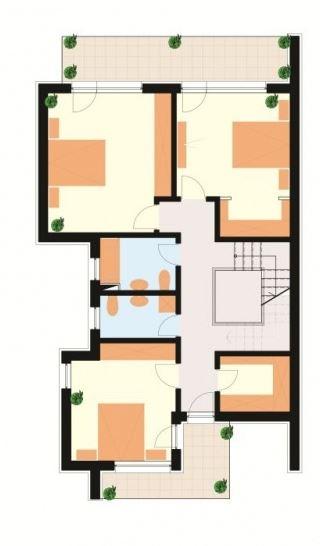 Modelos de casas de dos pisos por dentro y por fuera Disenos de casas x dentro