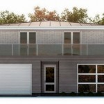 Diseño de casa de dos plantas