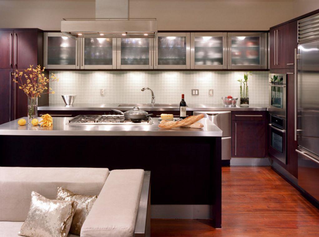 Cocina moderna planos de casas modernas for Cocinas modelos 2016
