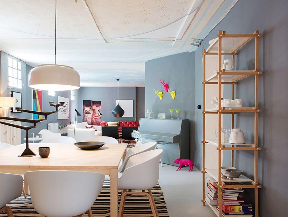 Modelos de departamentos de 50 metros cuadrados for Apartaestudios pequenos