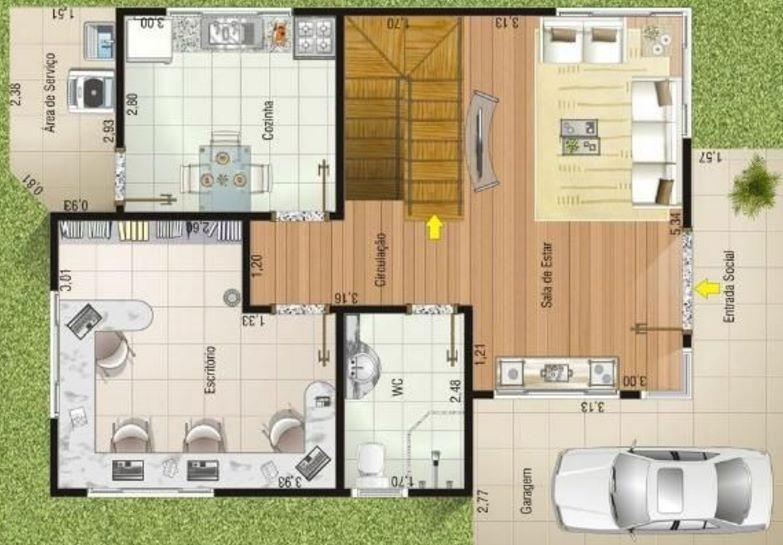 Lavadero planos de casas modernas for Lavaderos para casa