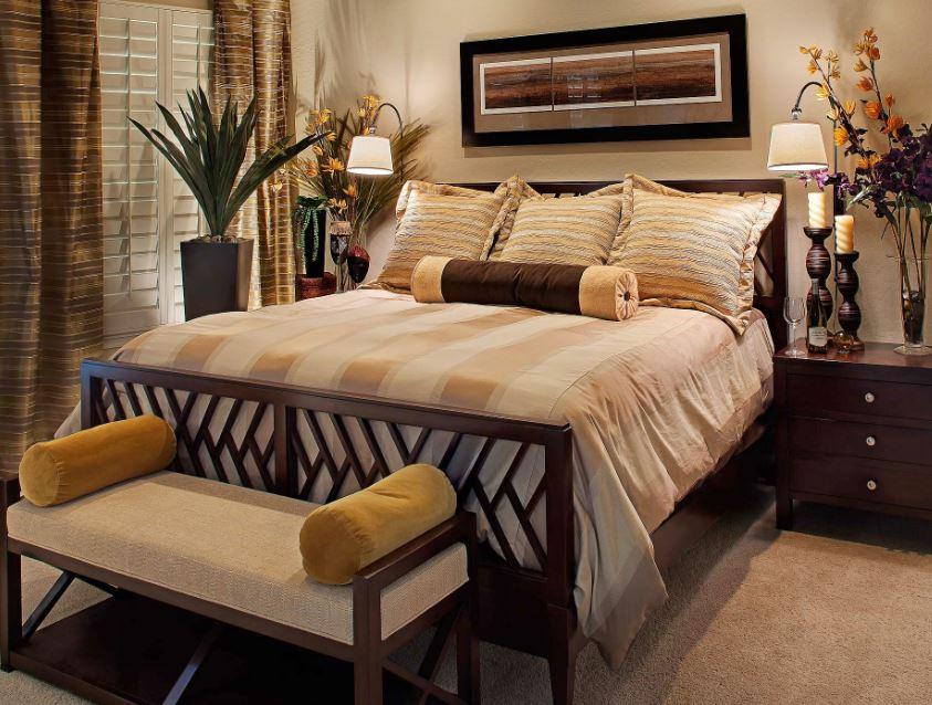 fotos de dormitorios matrimoniales modernos On decoracion recamaras matrimoniales