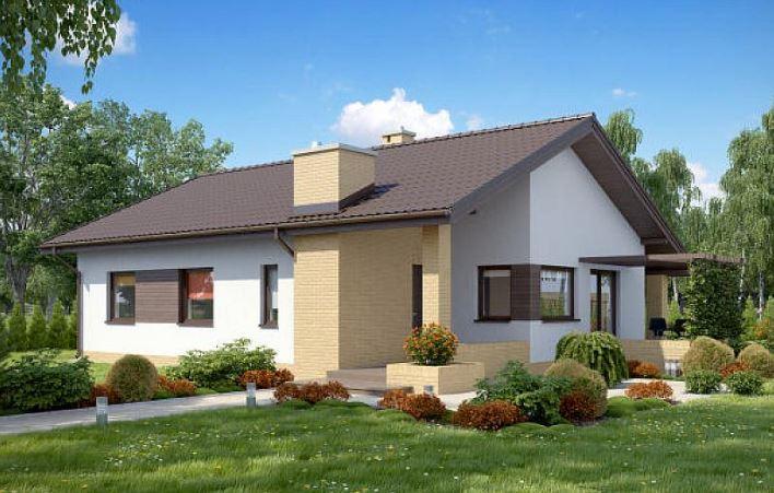 Modelos de casas de 3 dormitorios y 2 ba os for Casas modernas 3 recamaras