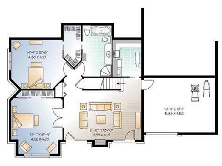 Casa tipo chalet planos de casas modernas - Plano de chalet ...