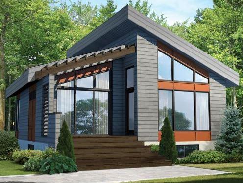 Planos de casas de 80 m2