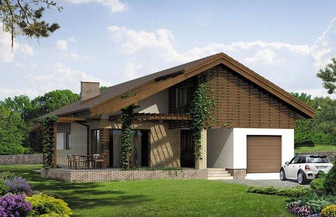 Modelo de casa de 10 x 20 - Case americane con piscina ...