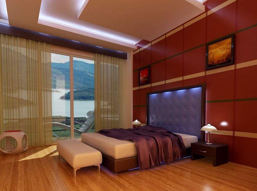Dormitorios Matrimoniales Planos De Casas Modernas