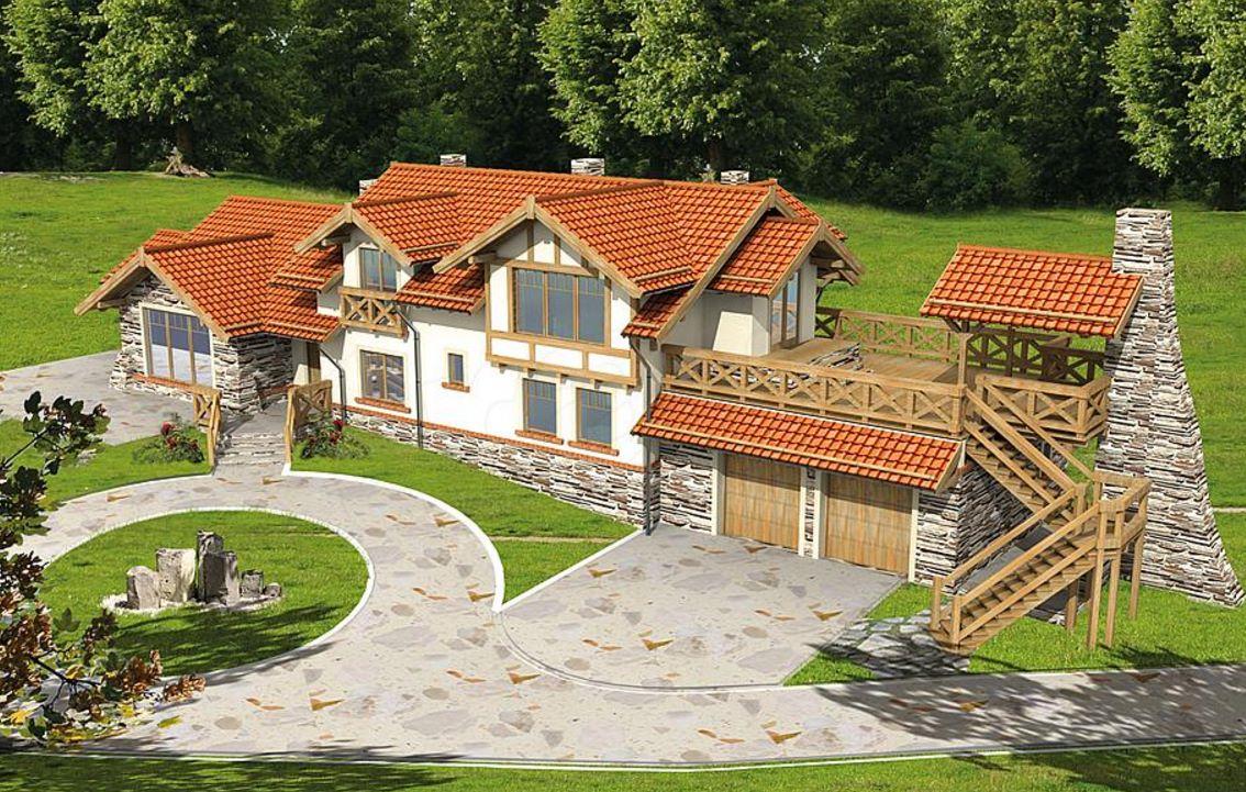 Casa amplia de 2 pisos