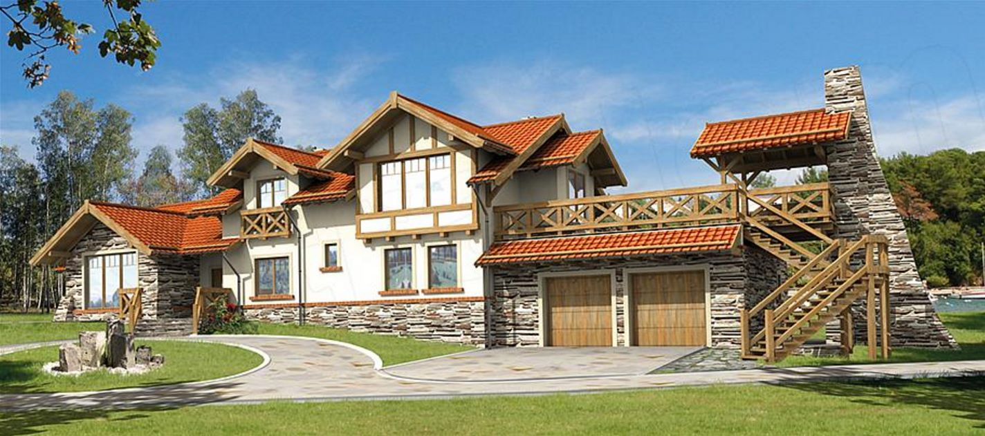 Casa amplia