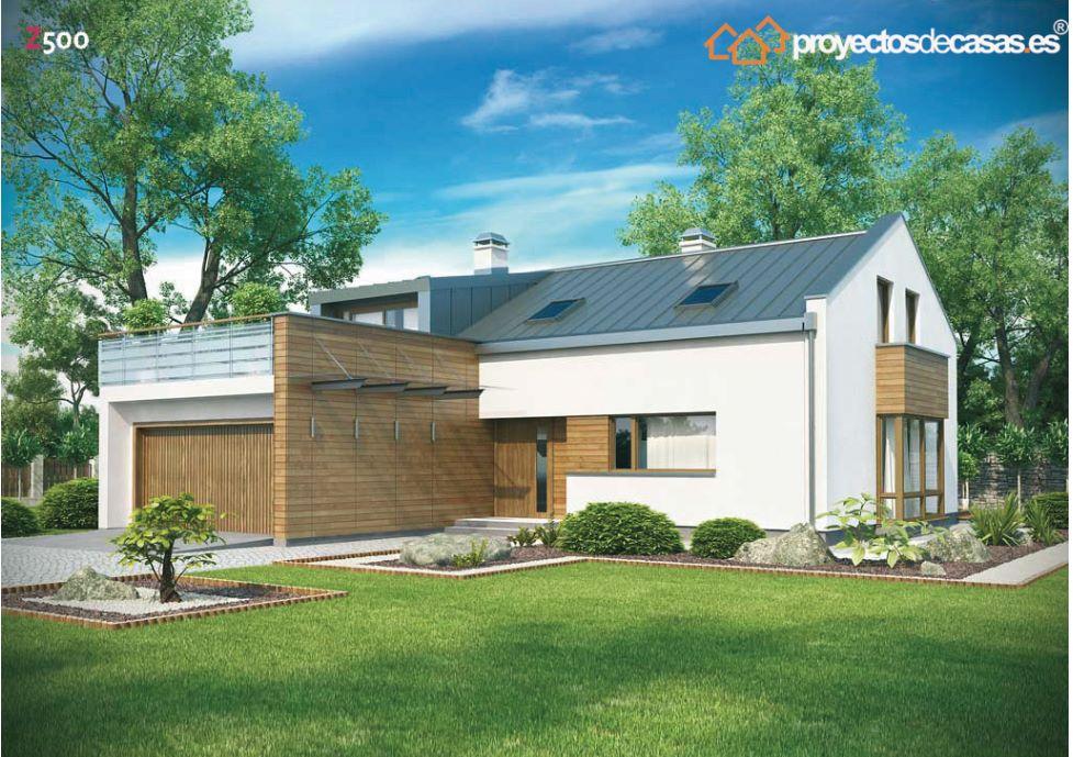 Casa moderna de 250 M2