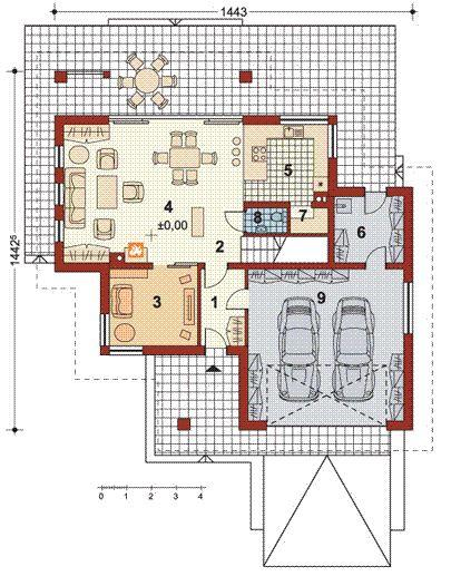 Casas de lujo planos