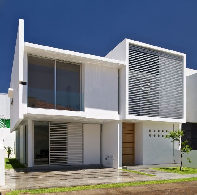 Diseños de casas interiores y exteriores
