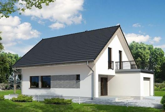 Modelos de casas de dos pisos planos de casas modernas for Modelos de fachadas de casas de dos pisos