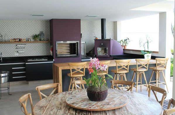 Parrilla planos de casas modernas for Parrillas para casas modernas