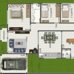 Modelos de casas de 75 metros cuadrados