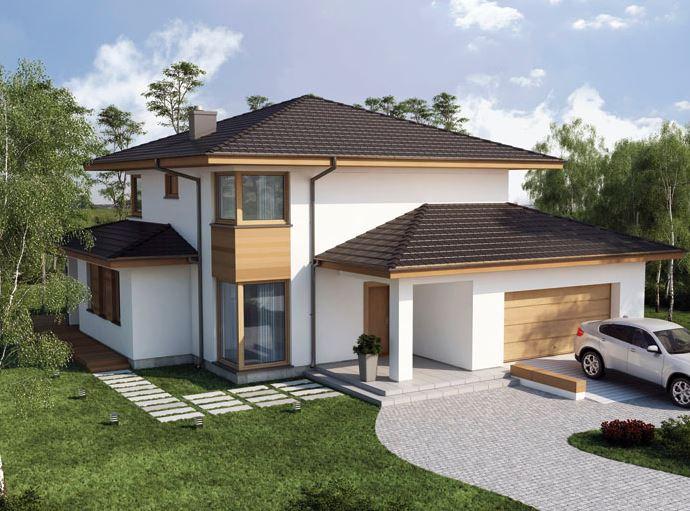 Modelos de casas de lujo - Casas modulares de lujo ...