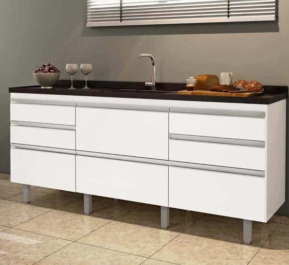 Muebles para espacios peque os cocina for Cocinas para espacios pequenos