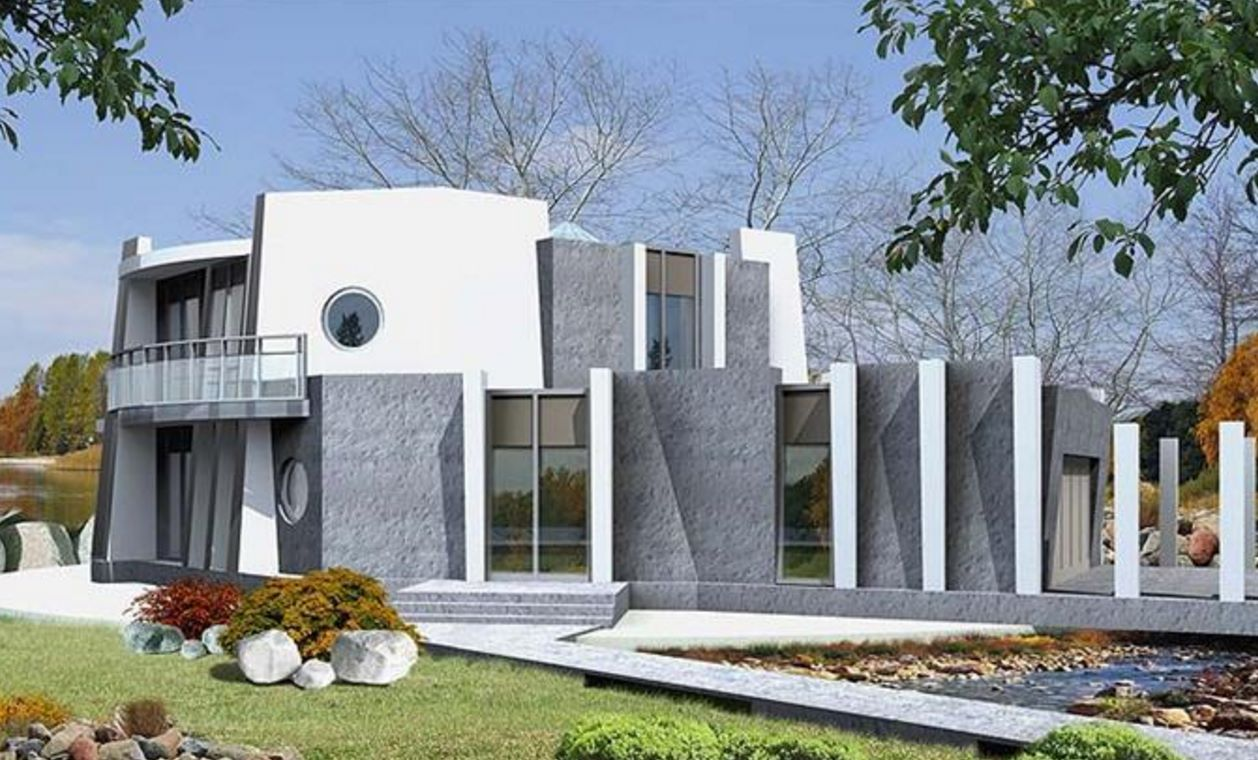casa-de-forma-irregular-con-ventanas-circulares