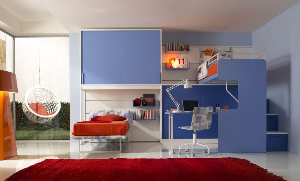 Dormitorios para nenes 2