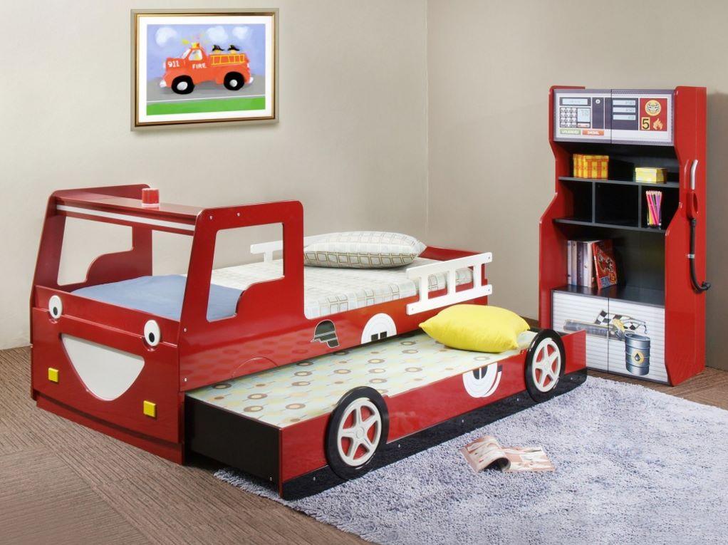 Dormitorios para nenes autos