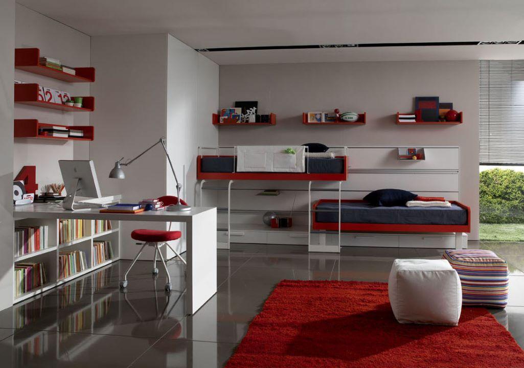 Dormitorios para nenes diseño
