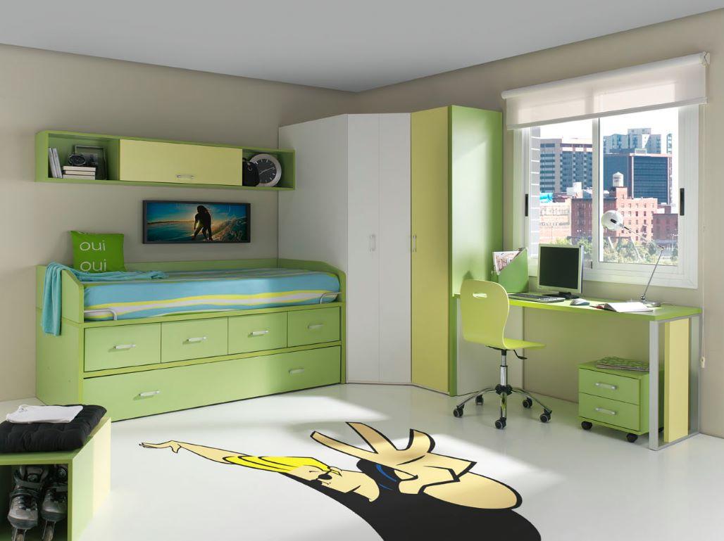Dormitorios para nenes