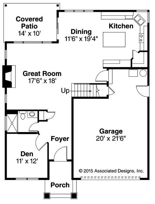 plano-de-casa-de-200-metros-cuadrados-con-cochera-doble-y-3-dormitorios
