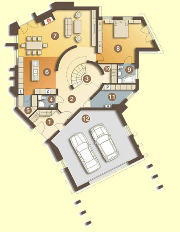 plano-de-casa-de-forma-irregular-con-ventanas-circulares