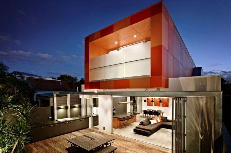 fachada posmodernista