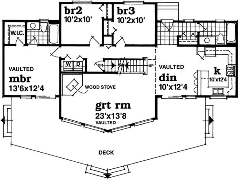 planos-de-casa-de-3-dormitorios