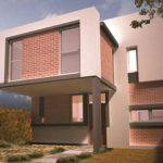 Casa de 90 metros cuadrados 2 plantas
