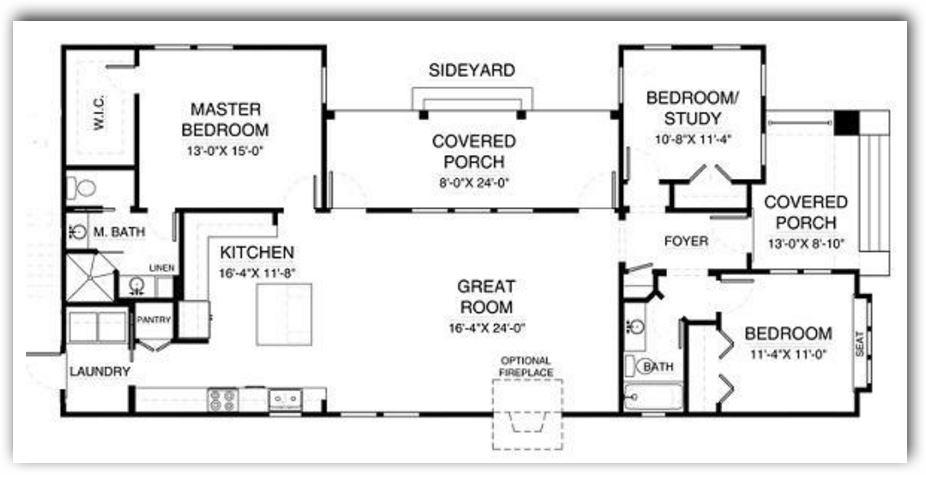140 metros cuadrados planos de casas modernas for Casa moderna 140 m2