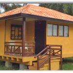 Cabaña prefabricada de 20 metros cuadrados
