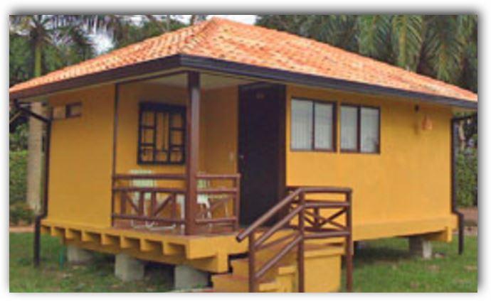 Plano de casa prefabricada planos de casas modernas - Empresa de casas prefabricadas ...