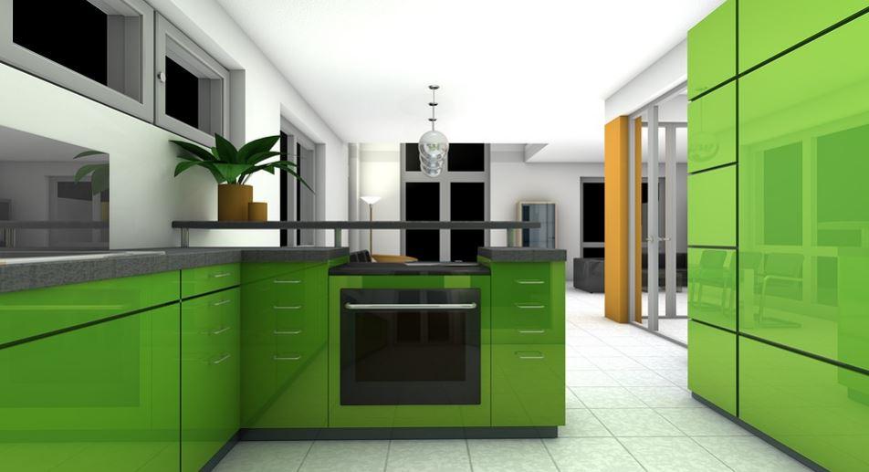 Planos de casas modernas planos de casas gratis y modernas - Colores recomendados para cocinas ...